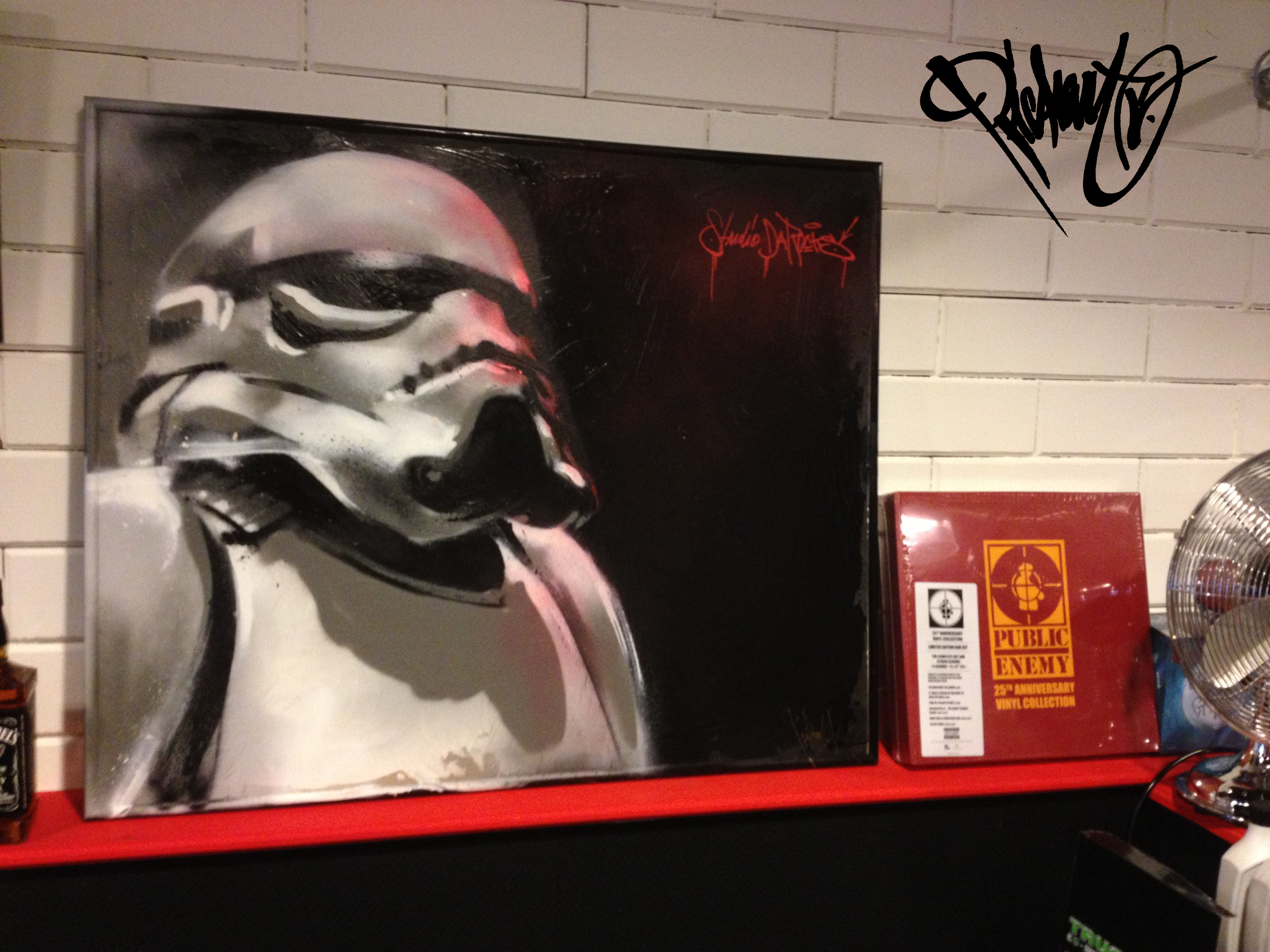 studio da rocks trooper