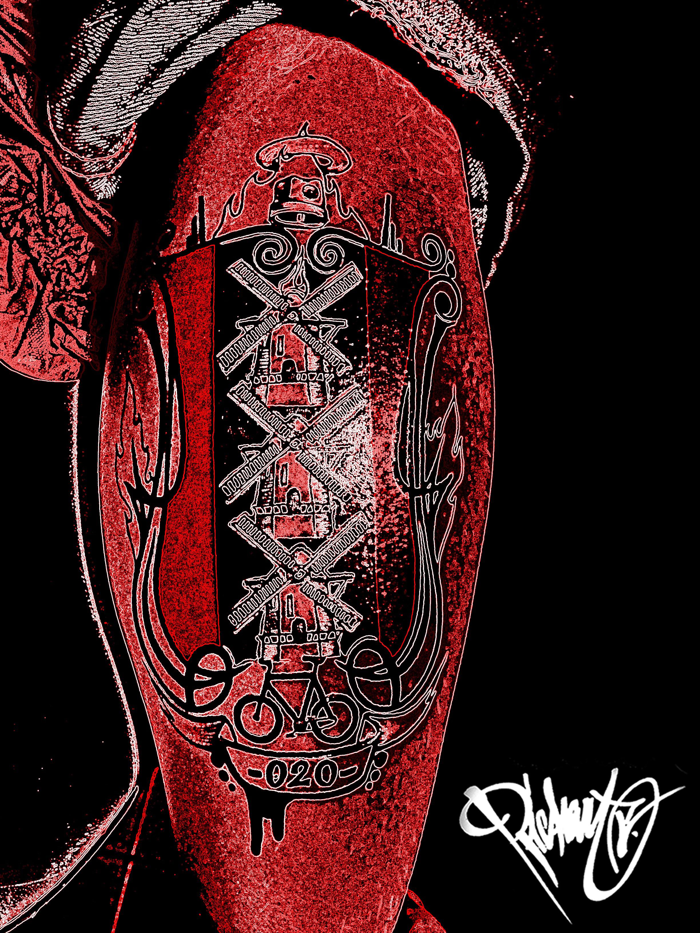 tattoo adam nico11